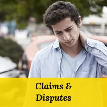 Claims & Disputes