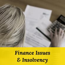 Finance Issues & Insolvency